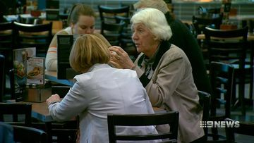 VIDEO: Surprise discounts for Victorians carrying Seniors Cards