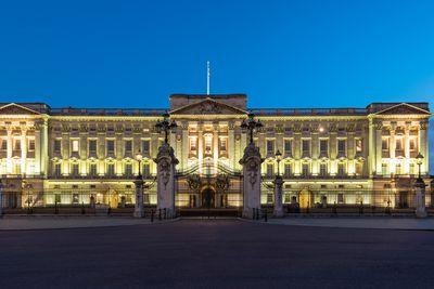 <strong>Buckingham Palace, England</strong>