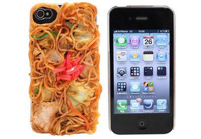 Noodle phone case