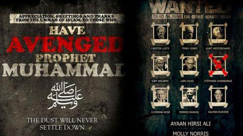 Al-Qaeda shares chilling hit list online after Paris massacre