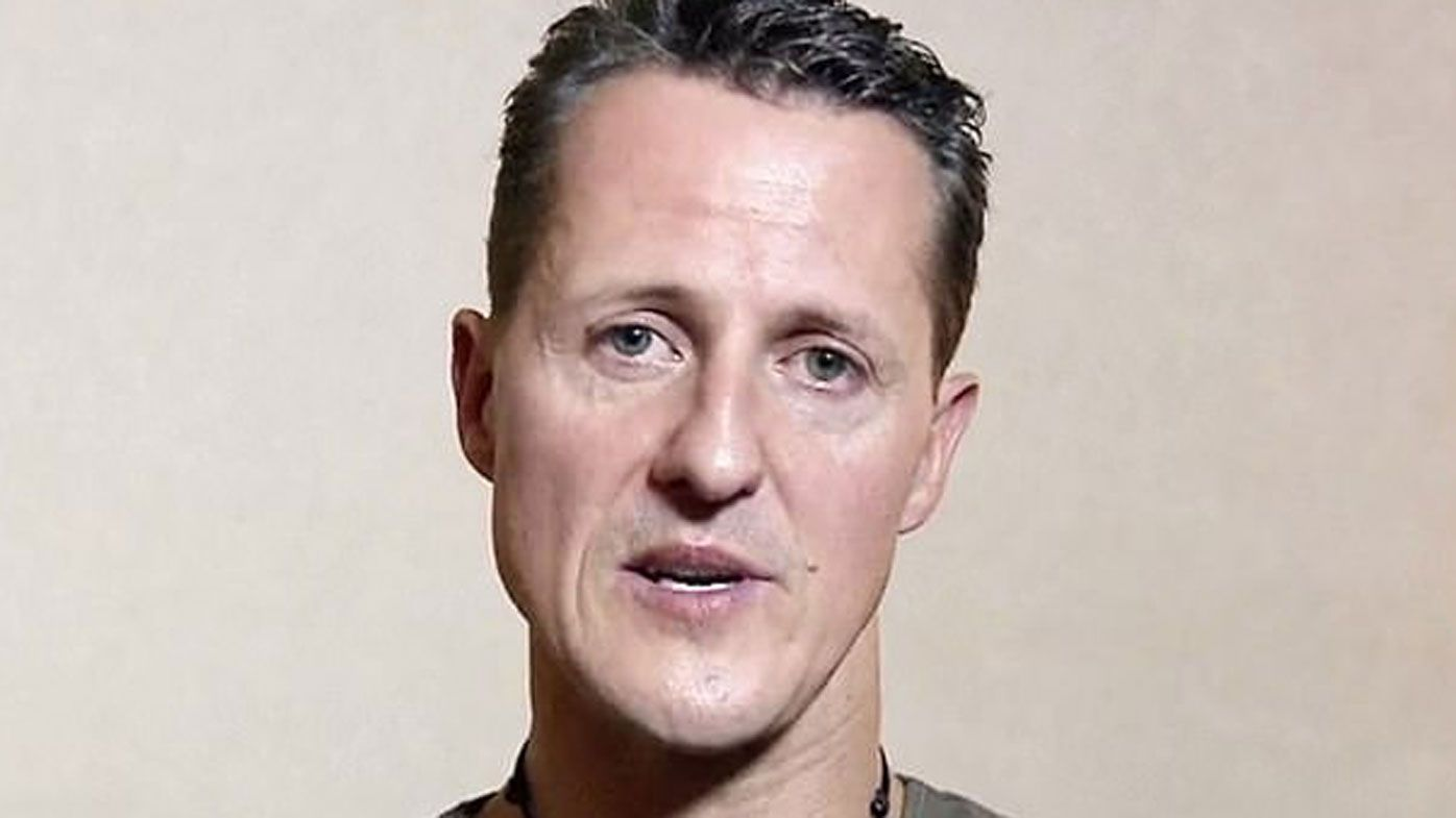 Michael Schumacher's health 'hard' on his F1 bound son Mick