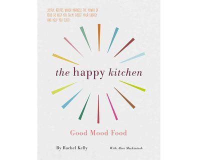 "<a href=""http://www.simonandschuster.com.au/books/Happy-Kitchen-Good-Mood-Food/Rachel-Kelly/9781925533644"" target=""_top""><em>Happy Kitchen: Good Mood Food</em> by Rachel Kelly and Alice Mackintosh (Simon & Schuster Australia), RRP $35.</a>"