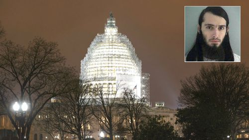 US arrests man for plotting ISIL-inspired attack on Congress