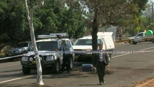 The town of Cobar is in shock. (9NEWS)