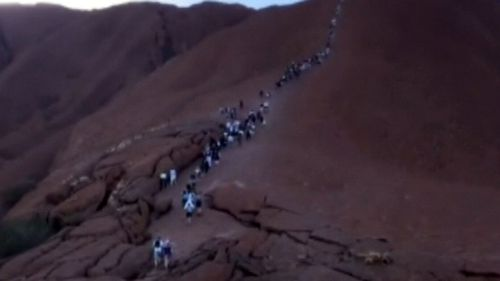Australia: Tourists flock to Uluru Rock for the last time