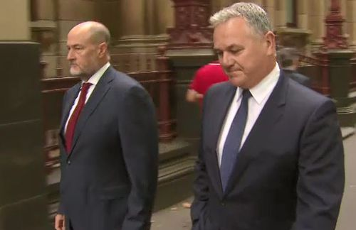 The television network requested the case not be referred to the Director of Public Prosecutions. (9NEWS)