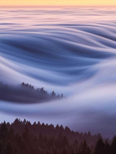 People's Choice, Places: Cotton candy, fog waves