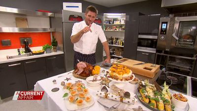 9Honey podcast: Curtis Stone reveals the Aussie ingredients that make Christmas