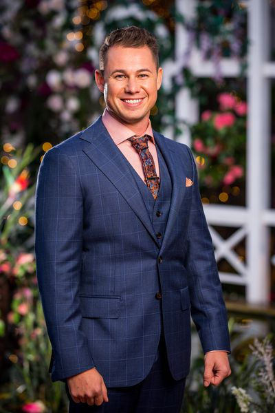 The Bachelorette Australia's Haydn