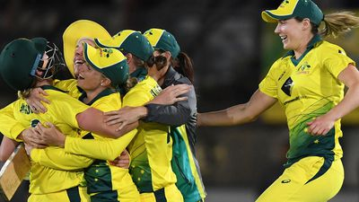 Australia claim women's Ashes with T20 win