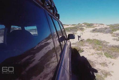Heinze drove Lena and Beatriz to Salt Creek. (60 Minutes)