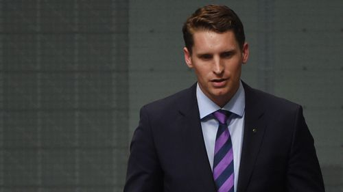 Kelly's resignation comes after Liberal MP in WA Andrew Hastie was fired for refusing to take down images of him in uniform. (AAP)