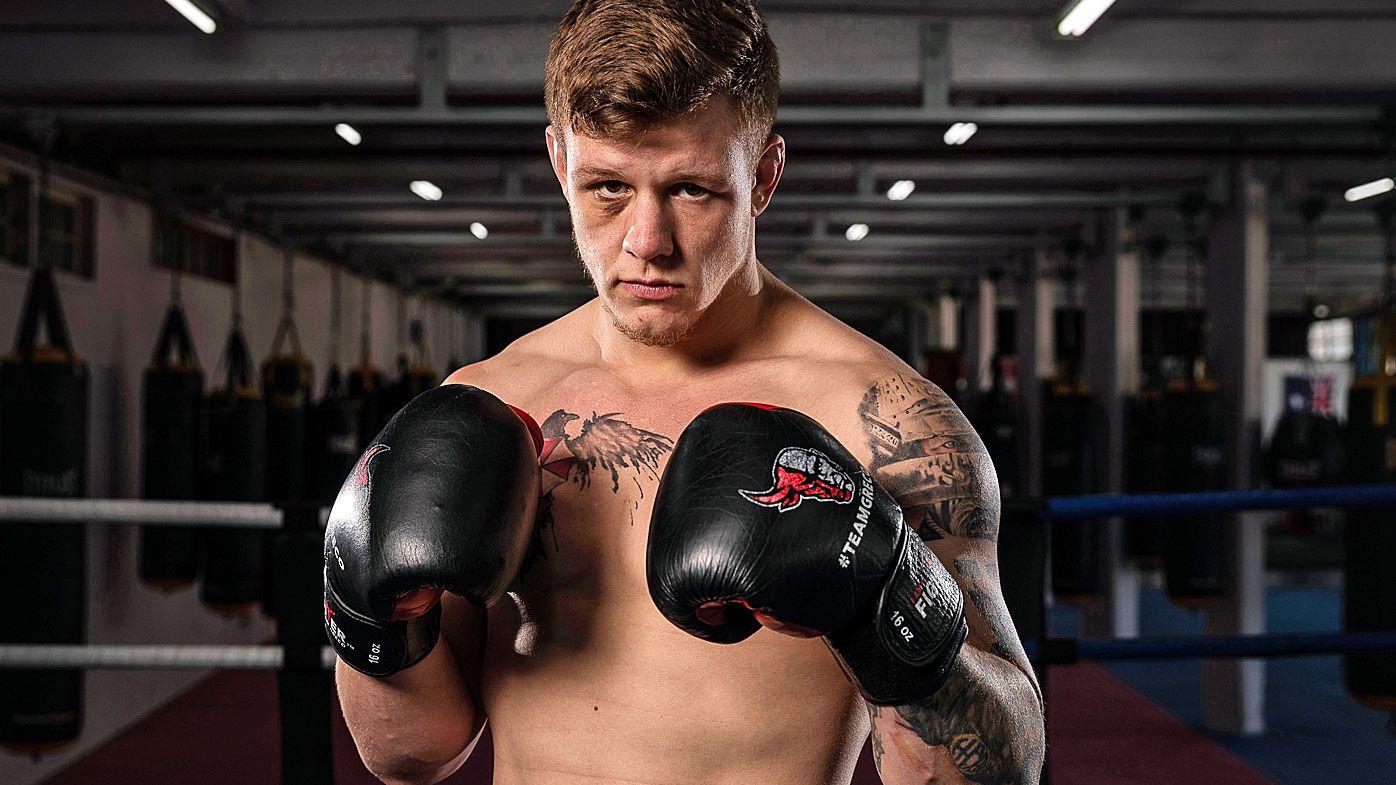 Jim Crute to make UFC debut in Adelaide against Paul Craig