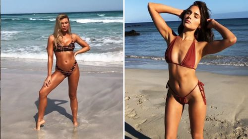 The South Australian government has been criticised for a bikini photoshoot that occurred at the popular Kangaroo Island.