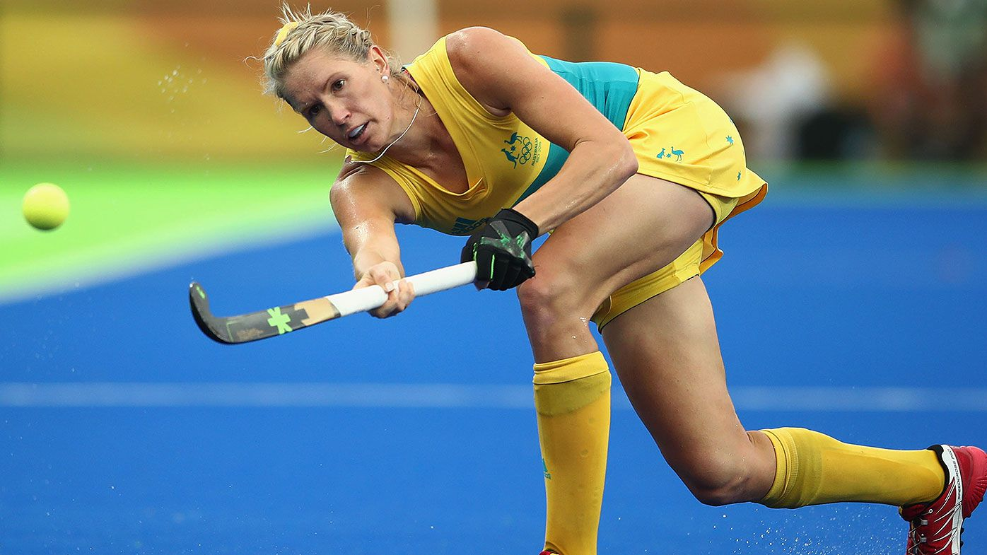 EXCLUSIVE: Hockeyroos Jodie Kenny opens up on training, COVID-19, Olympic hopes