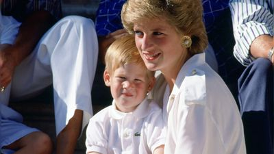 Prince Harry's Mother's Day tribute to Diana