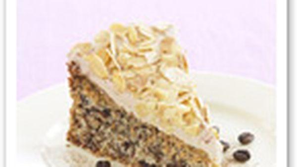 Coffee continental cake