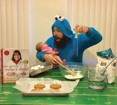 Cookie, cookie, cookie!