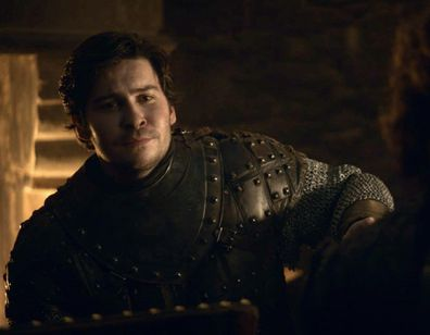 Podrick on Game of Thrones
