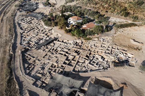Archaeologists discover massive ancient winemaking complex