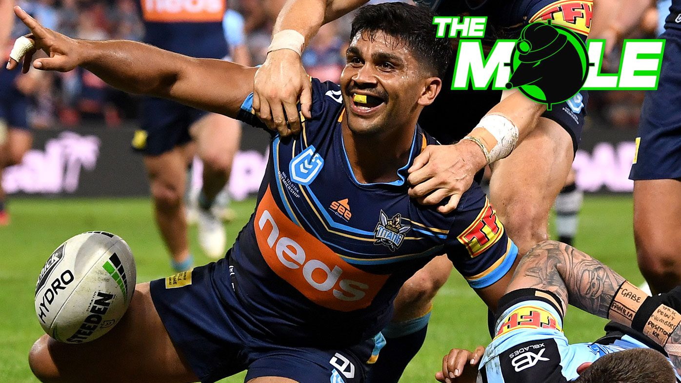 The Mole: Tyrone Peachey-Titans hits rock bottom, Trbojevic tension at Manly