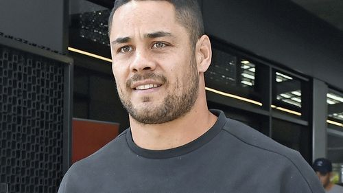 Hayne's family said it's 'going through hell'. (AAP)