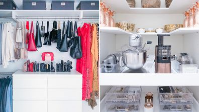 Inside the insanely organised homes of 8 celebrities
