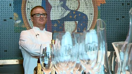 Heston Blumenthal's new Melbourne Fat Duck a real puzzler