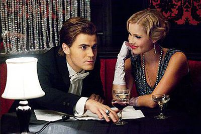 """Paul Wesley plays Rebekah's one-time love interest Stefan on <i>Diaries</i>. """"I absolutely adore Paul Wesley,"""" Claire has said of her former costar. """"He's one of my favorite people on the planet. People don't know this about him but he's so funny. Probably one of the funniest people I've ever met in my life."""""""