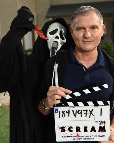 Scream, reboot, writer Kevin Williamson, stars Courteney Cox, Neve Campbell