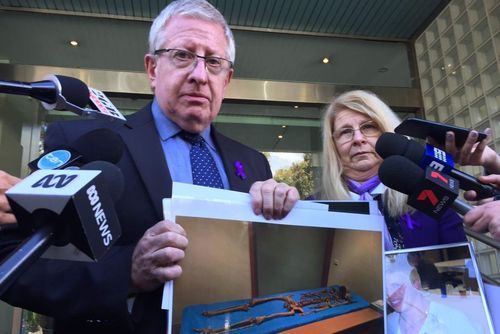 Faye and Mark Leveson have been fighting for justice for their son for a decade.