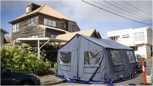 Police said the crime lasted 18-hours in the Karori house and it was the worst they had seen in their career.