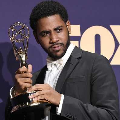 Jharrel Jerome won outstanding lead actor in a limited series or movie for 'When They See Us'.
