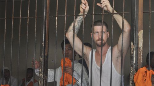 American man recaptured after 5-day Indonesia manhunt