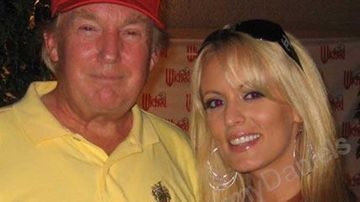 Porn star Stormy Daniels suing Donald Trump over alleged affair