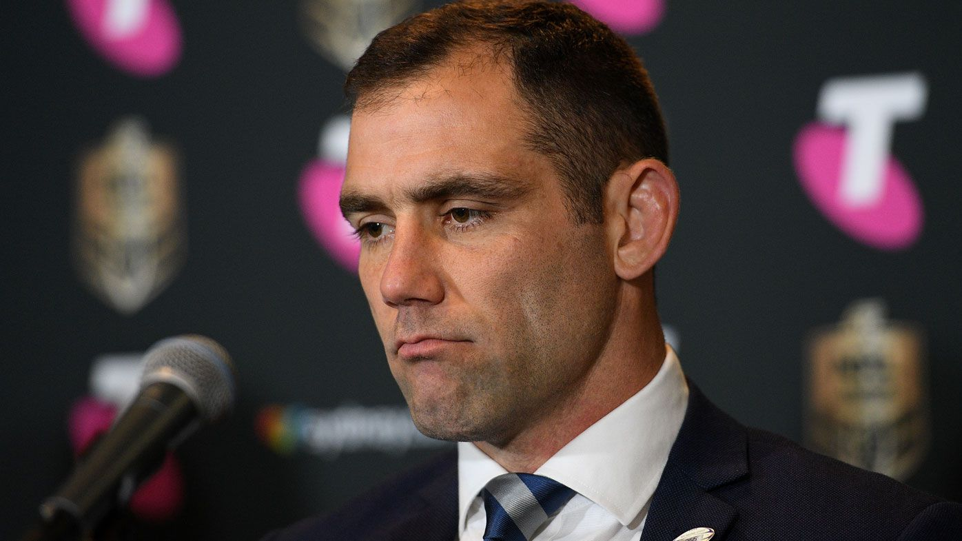 NRL: Cameron Smith seeking two-year contract with Melbourne Storm