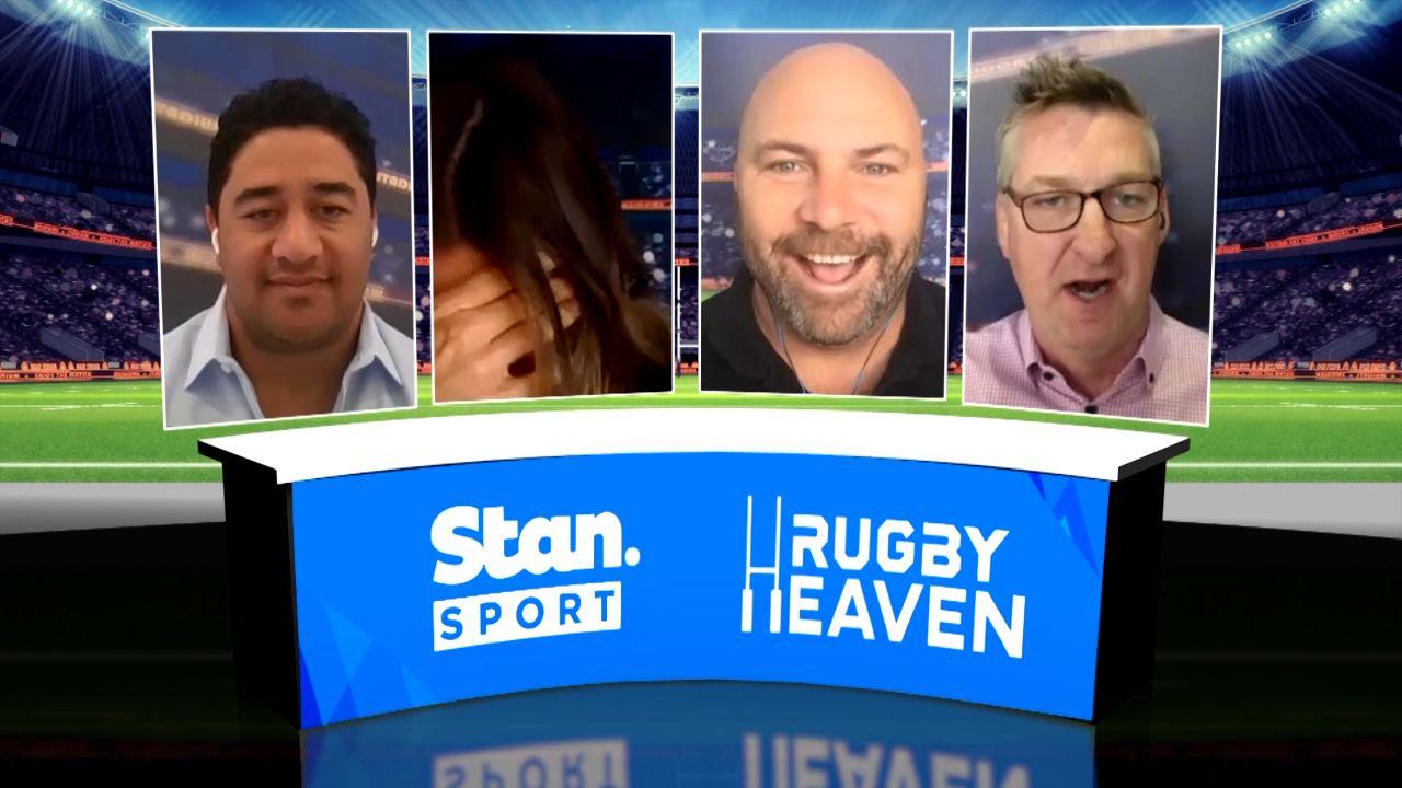 Rugby Heaven: Former Wallaby Justin Harrison comes clean on hilarious John Howard door handle heist
