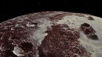 9RAW: NASA releases flyover video of Pluto's mountains