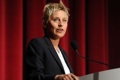 """Being openly gay, Ellen's had to contend with prejudice every day. However, she's drawn a line in the sand.<P>""""If you think that making fun of someone is harmless, you are wrong. If you think its OK to do because everyone else is doing it — you're wrong. Bullying has to stop, and it has to start with you. I want my fans to know that if you're making fun of someone because they are different, then you are no friend of mine.""""<P><a href=""""http://celebrities.ninemsn.com.au/antibullying """">Take our anti-bullying quiz and you could win an iPad!</a>"""