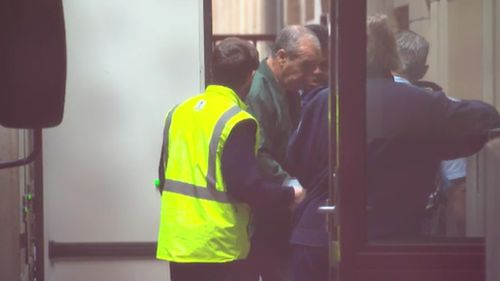 Russo was originally charged with murder but it was later withdrawn and he pleaded guilty to manslaughter. Picture: 9NEWS