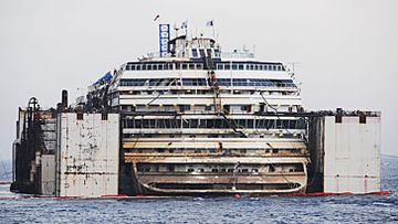 Costa Concordia (Getty)