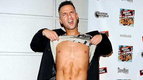 Proof there is no god: Jersey Shore's Situation will earn $5m in 2010