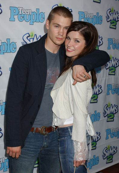Chad Michael Murray and Sophia Bush during 1st Annual Teen People Young Hollywood Issue in 2004.