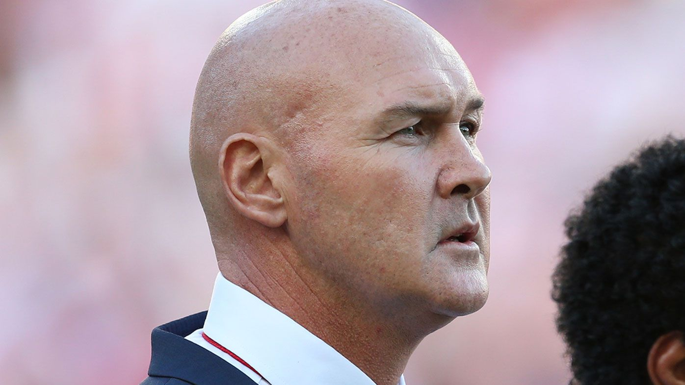 Paul McGregor holds tongue on controversial obstruction call