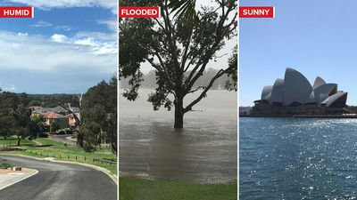 Australia's east coast set for deluge of rain
