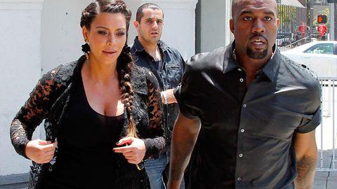 Kim dumps family publicist to break out of 'Kardashian PR machine' … on Kanye's orders!