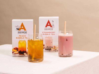 Avalanche Bubble Tea Kit