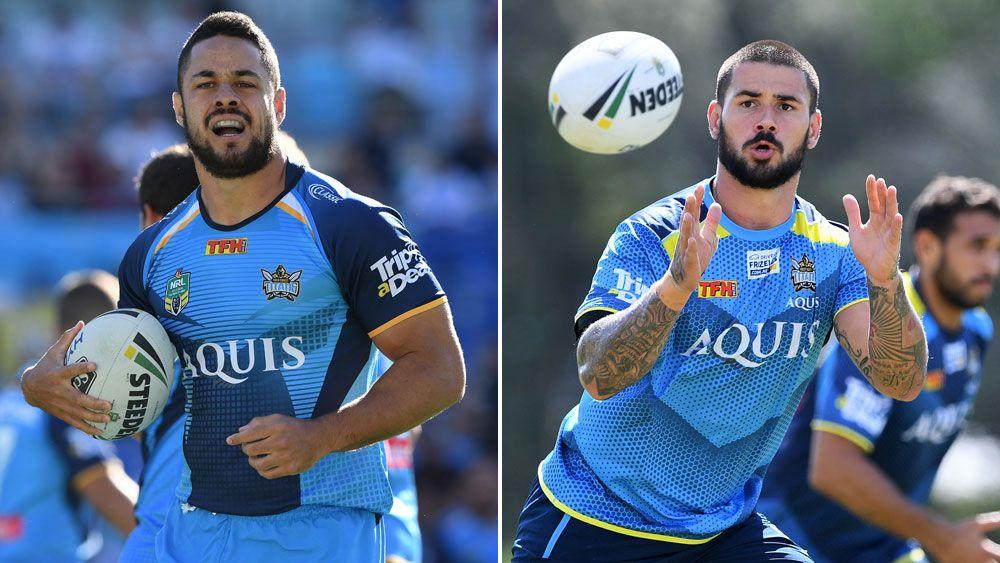 Parramatta Eels interested in Nathan Peats, not Jarryd Hayne