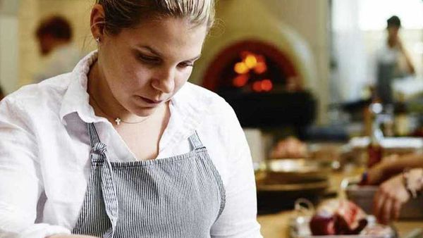 Fred's chef Danielle Alvarez