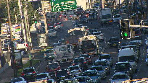 Thirty-two of the most congested roads will be modified. (9NEWS)